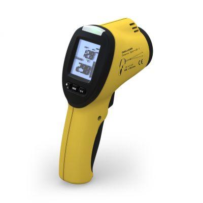 BP25 Lézeres infra hőmérő - Harmatpontszkenner Mutatás a Trotec Webshopban