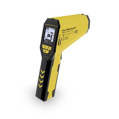 TP10 Infravörös termométer / lézeres infra hőmérő Mutatás a Trotec Webshopban