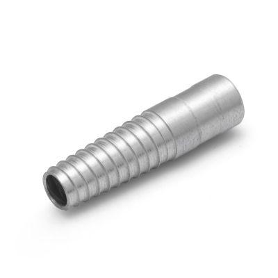 Becsavarható, alumínium végdarab 25 mm-es tömlőhöz Mutatás a Trotec Webshopban